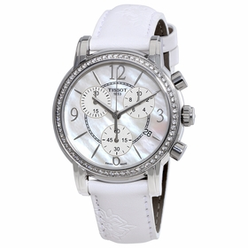 Tissot T050.217.67.117.00 Dressport Ladies Chronograph Quartz Watch