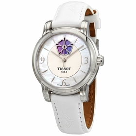 Tissot T0502071711705 Lady Heart Flower Ladies Automatic Watch