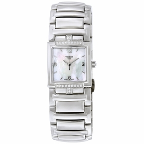 Tissot T051.310.61.117.00 T-Evocation Ladies Quartz Watch