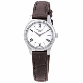 Tissot T063.009.16.018.00 Tradition 5.5 Ladies Quartz Watch