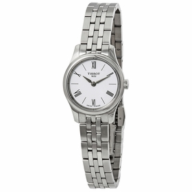 Tissot T063.009.11.018.00 Tradition Thin Ladies Quartz Watch