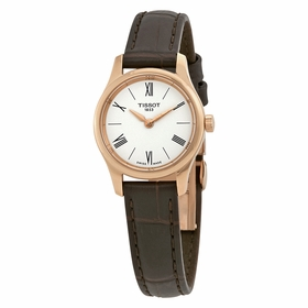 Tissot T0630093601800 Tradition Thin Ladies Quartz Watch