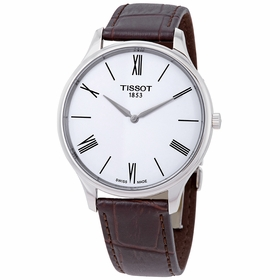 Tissot T0634091601800 Tradition Thin Mens Quartz Watch