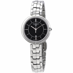 Tissot T094.210.11.051.00 Flamingo Ladies Quartz Watch