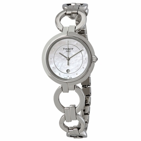 Tissot T094.210.11.116.00 Flamingo Ladies Quartz Watch