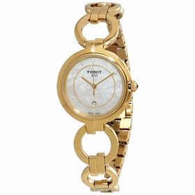 Tissot T094.210.33.116.00 Flamingo Ladies Quartz Watch