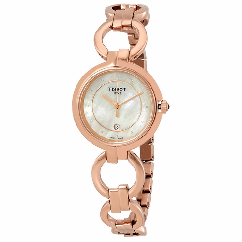 Tissot T094.210.33.116.01 Flamingo Ladies Quartz Watch