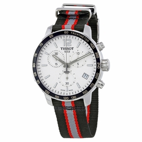 Tissot T095.417.17.037.16 Quickster NBA Teams Mens Chronograph Quartz Watch