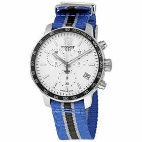 Tissot T095.417.17.037.26 Quickster Mens Chronograph Quartz Watch