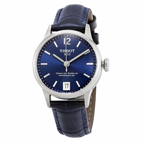 Tissot T099.207.16.047.00 Chemin Des Tourelles Ladies Automatic Watch