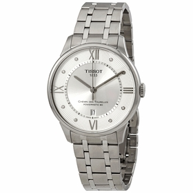 Tissot T099.407.11.033.00 Chemin des Tourelles Mens Automatic Watch