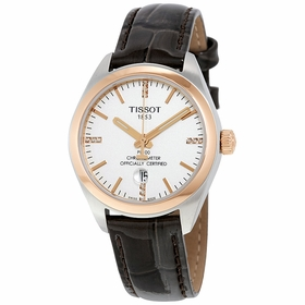 Tissot T101.251.26.036.00 PR 100 COSC Ladies Quartz Watch