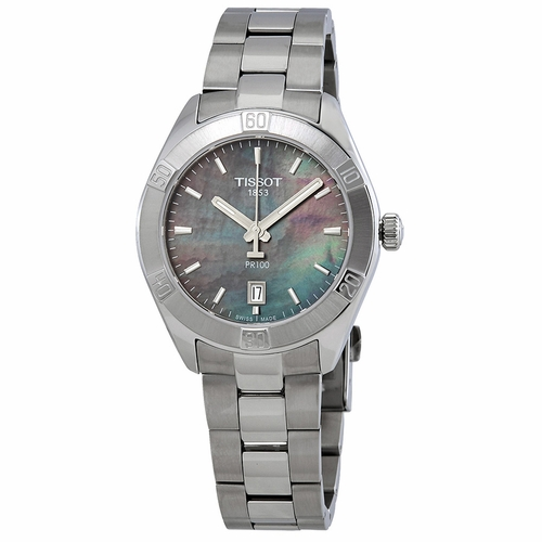 Tissot T101.910.11.121.00 PR 100 Sport Chic Ladies Quartz Watch