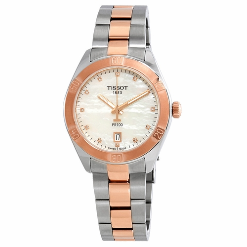 Tissot T101.910.22.116.00 PR100 Ladies Quartz Watch