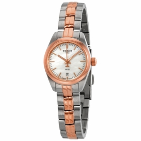 Tissot T1010102211101 T-Classic Ladies Quartz Watch