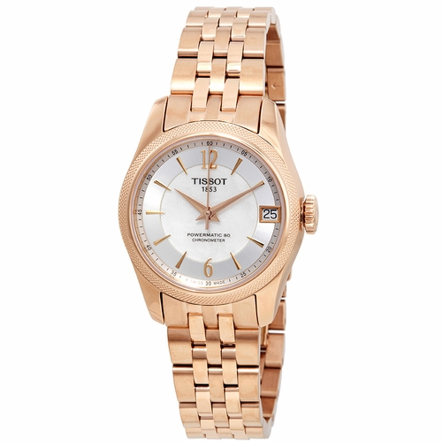 Tissot T108.208.33.117.00 T-Classic Ballade Ladies Automatic Watch
