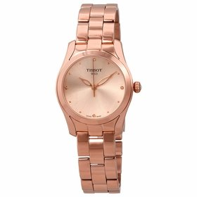 Tissot T112.210.33.456.00 T-Wave Ladies Quartz Watch