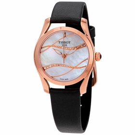 Tissot T112.210.36.111.00 T-Wave Ladies Quartz Watch