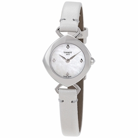 Tissot T1131091611601 Femini-T Ladies Quartz Watch