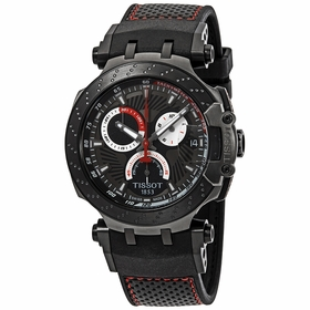 Tissot T115.417.37.061.01 T-Race Jorge Lorenzo 2018 Mens Chronograph Quartz Watch