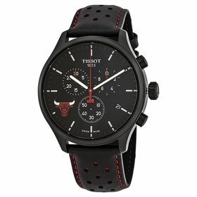 Tissot T116.617.36.051.00 NBA Teams Special Chicaco Bulls Edition Mens Chronograph Quartz Watch