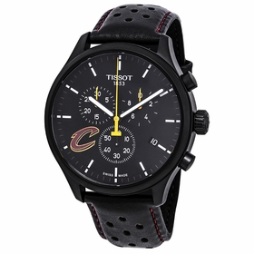 Tissot T116.617.36.051.01 NBA Teams Special Cleveland Cavaliers Mens Chronograph Quartz Watch