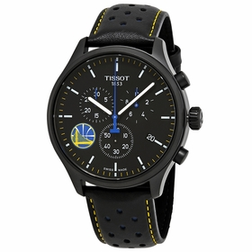 Tissot T116.617.36.051.02 NBA Teams Special Golden State Warriors Edition Mens Chronograph Quartz Watch