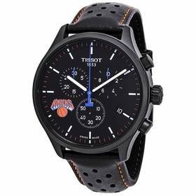 Tissot T116.617.36.051.05 NBA Teams Special New York Knicks Mens Chronograph Quartz Watch