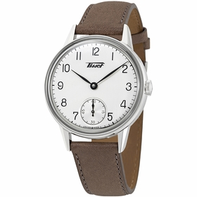 Tissot T119.405.16.037.01 Heritage Mens Hand Wind Watch