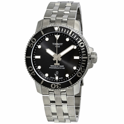 Tissot T1204071105100 Seastar 1000 Mens Automatic Watch