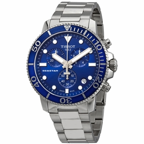 Tissot T120.417.11.041.00 Seastar 1000 Mens Chronograph Quartz Watch