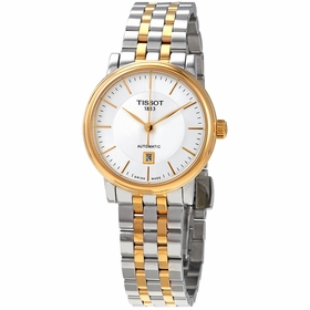 Tissot T122.207.22.031.00 Carson Ladies Automatic Watch