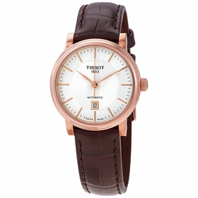 Tissot T122.207.36.031.00 Carson Ladies Automatic Watch