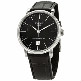 Tissot T122.407.16.051.00 Carson Mens Automatic Watch