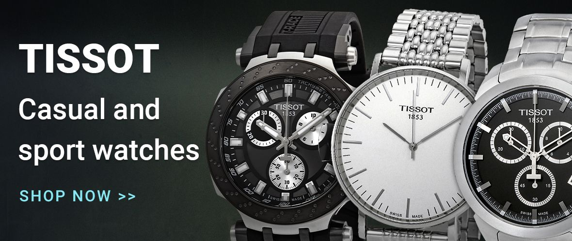 Tissot: Save on all Tissot Watches | Shop Now