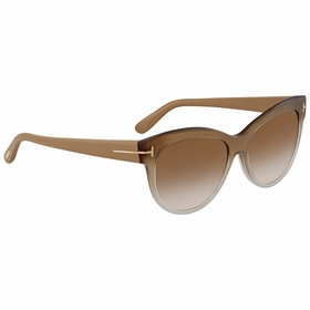 Tom Ford FT 0430 59G Lily Ladies  Sunglasses