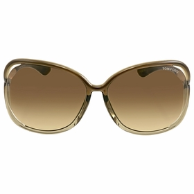 Tom Ford FT0076 38F Raquel Ladies  Sunglasses