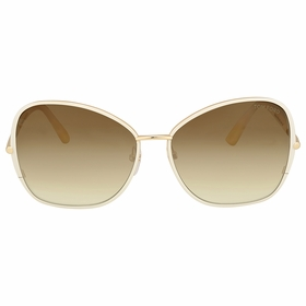 Tom Ford FT0319-32F Solange   Sunglasses