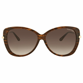 Tom Ford FT0324 50F Linda Ladies  Sunglasses