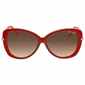 Tom Ford FT0324 68F Linda Ladies  Sunglasses