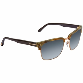 Tom Ford FT0367 60B River Mens  Sunglasses