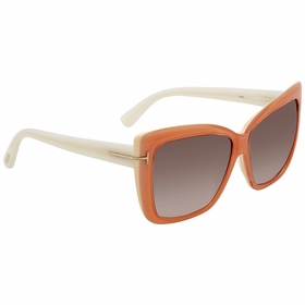 Tom Ford FT0390 44F Irina Ladies  Sunglasses