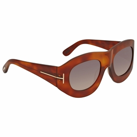 Tom Ford FT0403 52B Mila Ladies  Sunglasses