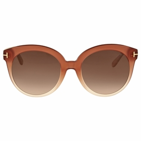 Tom Ford FT0429 74F Monica Ladies  Sunglasses