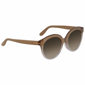 Tom Ford FT0429F-59B FT0429F Ladies  Sunglasses
