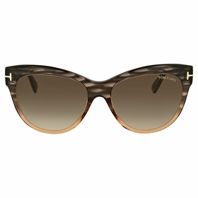 Tom Ford FT0430 20P Lily Ladies  Sunglasses