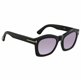 Tom Ford FT0431 01Z Greta Ladies  Sunglasses