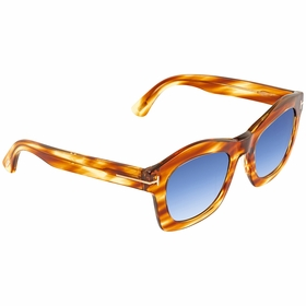 Tom Ford FT0431 41W Greta Ladies  Sunglasses