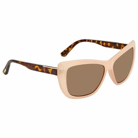Tom Ford FT0434 72J Lindsay Ladies  Sunglasses