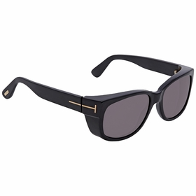 Tom Ford FT0441 01A  Ladies  Sunglasses